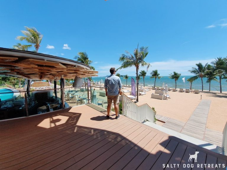 beachfront restaurant pattaya