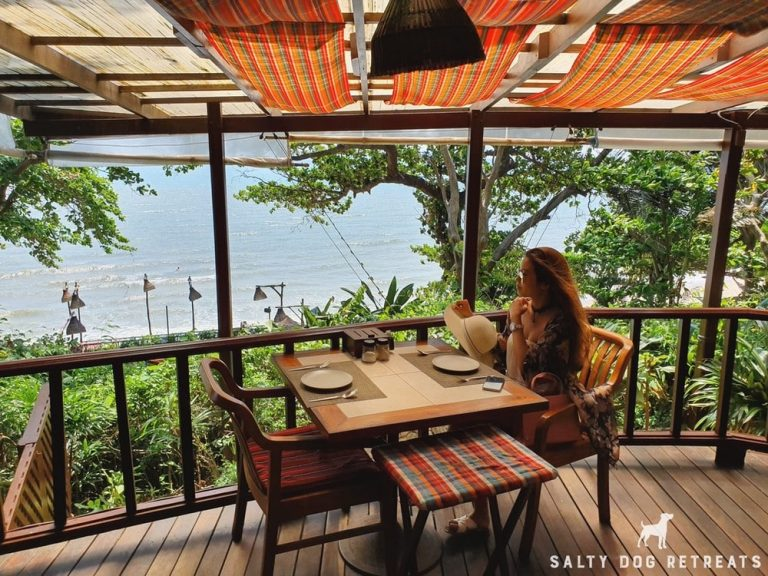 Dining with view pattaya
